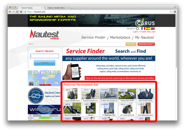 Service Finder Featured Home